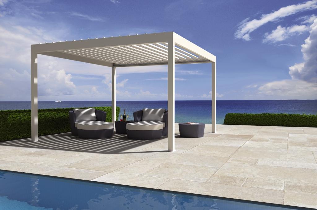 Algarve toiture horizontale tanche et pergola for Garage rossi marseille